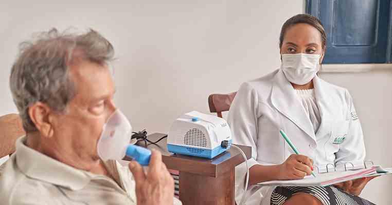 Home Care cresce durante a pandemia